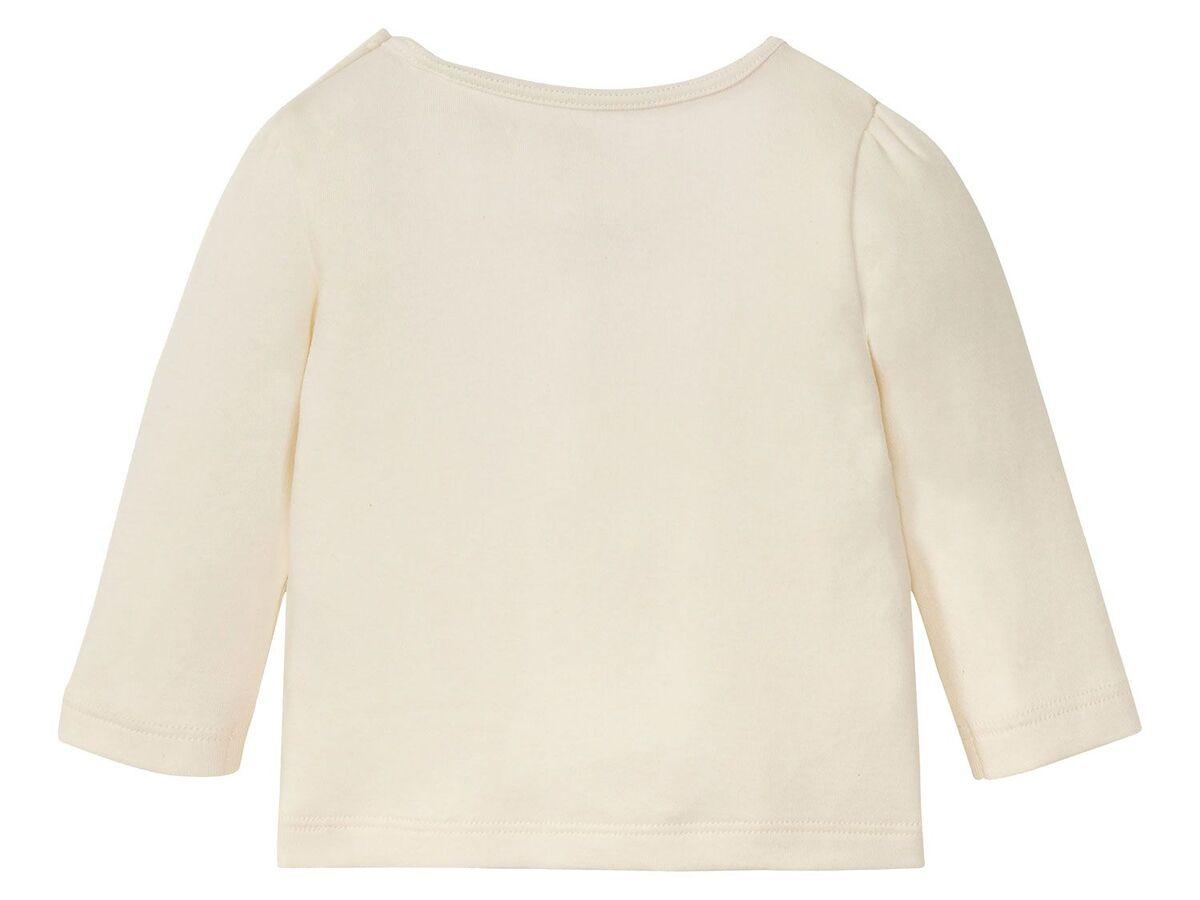 Bild 11 von LUPILU® Baby Langarmshirts, 3 Stück, aus reine Baumwolle