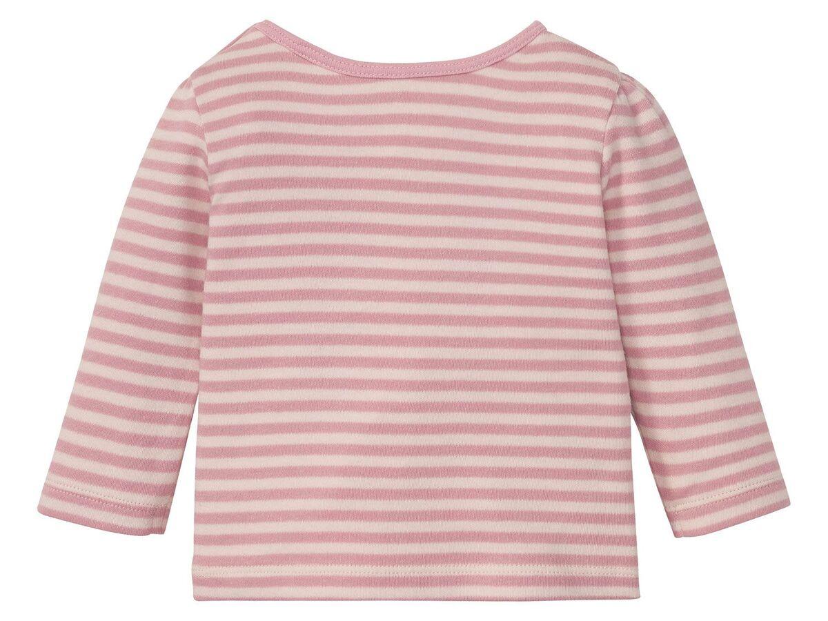 Bild 15 von LUPILU® Baby Langarmshirts, 3 Stück, aus reine Baumwolle
