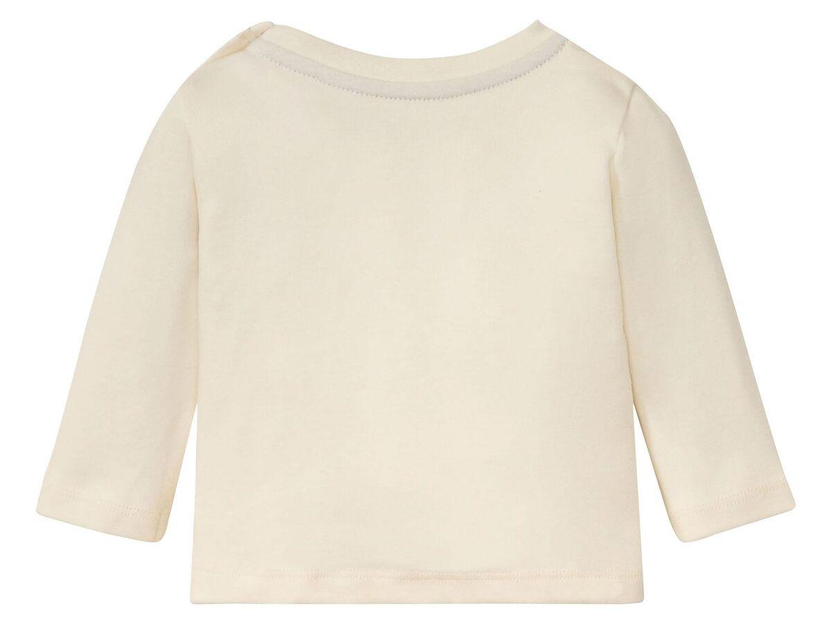 Bild 18 von LUPILU® Baby Langarmshirts, 3 Stück, aus reine Baumwolle