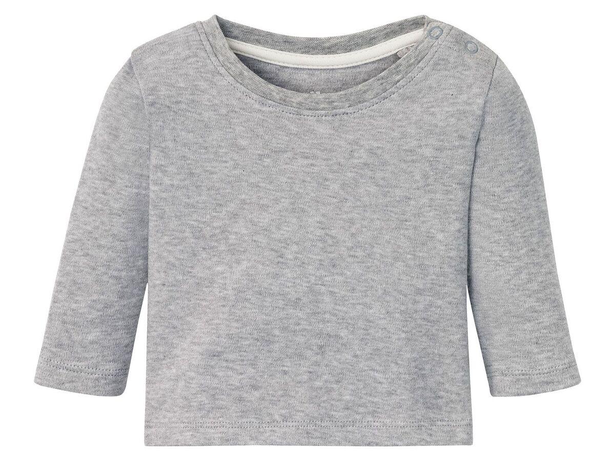 Bild 19 von LUPILU® Baby Langarmshirts, 3 Stück, aus reine Baumwolle