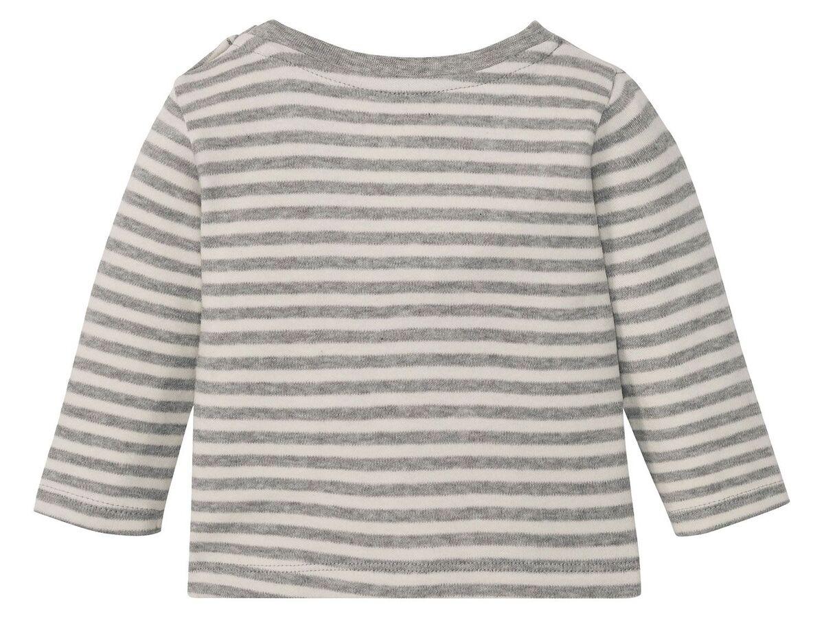 Bild 22 von LUPILU® Baby Langarmshirts, 3 Stück, aus reine Baumwolle