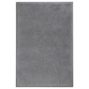 Esposa Fußmatte 50/75 cm uni schwarz , Smokey Mount , Textil , 50x75 cm , rutschfest, für Fußbodenheizung geeignet , 004336006989