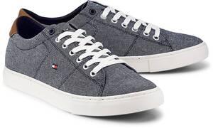 Tommy Hilfiger, Sneaker Seasonal in dunkelblau, Sneaker für Herren