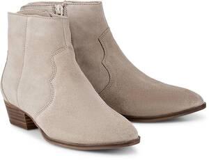 COX, Trend-Boots in beige, Stiefeletten für Damen