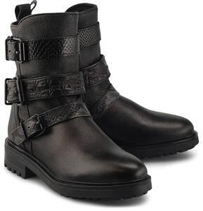 COX, Trend-Boots in schwarz, Boots für Damen