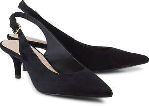 COX, Sling-Pumps in schwarz, Pumps für Damen