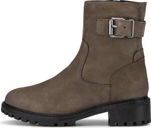 COX, Trend-Boots in khaki, Boots für Damen