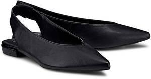 Another A, Sling-Ballerina in schwarz, Ballerinas für Damen
