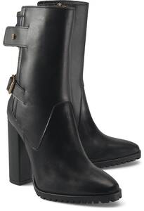 Tommy Hilfiger, Trend-Stiefelette Modern Blanket in schwarz, Stiefeletten für Damen