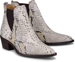 Belmondo, Western-Boots in python, Boots für Damen