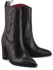 Bronx, Stiefelette New Americana in schwarz, Stiefeletten für Damen