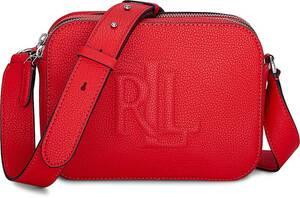 Lauren Ralph Lauren, Crossbody-Bag Hayes 20 Medium in rot, Umhängetaschen für Damen