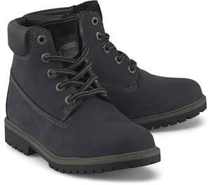 Dockers, Winter-Boots in hellbraun, Stiefel für Jungen