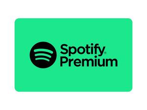 Spotify Premium Code 30 €