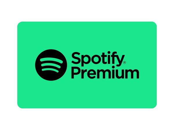 Spotify Premium Code 60 €