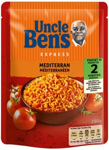 Uncle Ben's Express Reis Mediterran