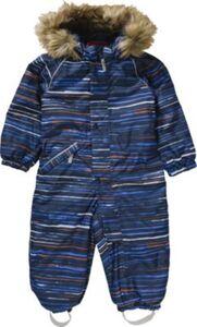 Baby Schneeanzug LAPPI dunkelblau Gr. 74
