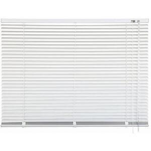 Homeware JALOUSIE 100/175 cm , 62765-005 , Weiß , Metall , Streifen , 100x175 cm , lackiert , Länge universell einstellbar , 006935116701