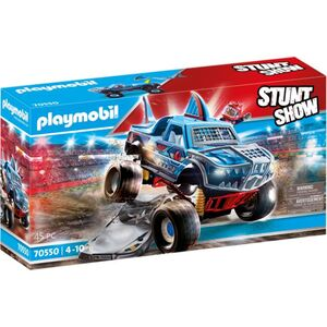 Playmobil® 70550 - Stuntshow Monster Truck Shark - Playmobil® Stunt Show
