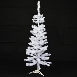 Weihnachtsbaum Basic 150 cm künstlich weiß