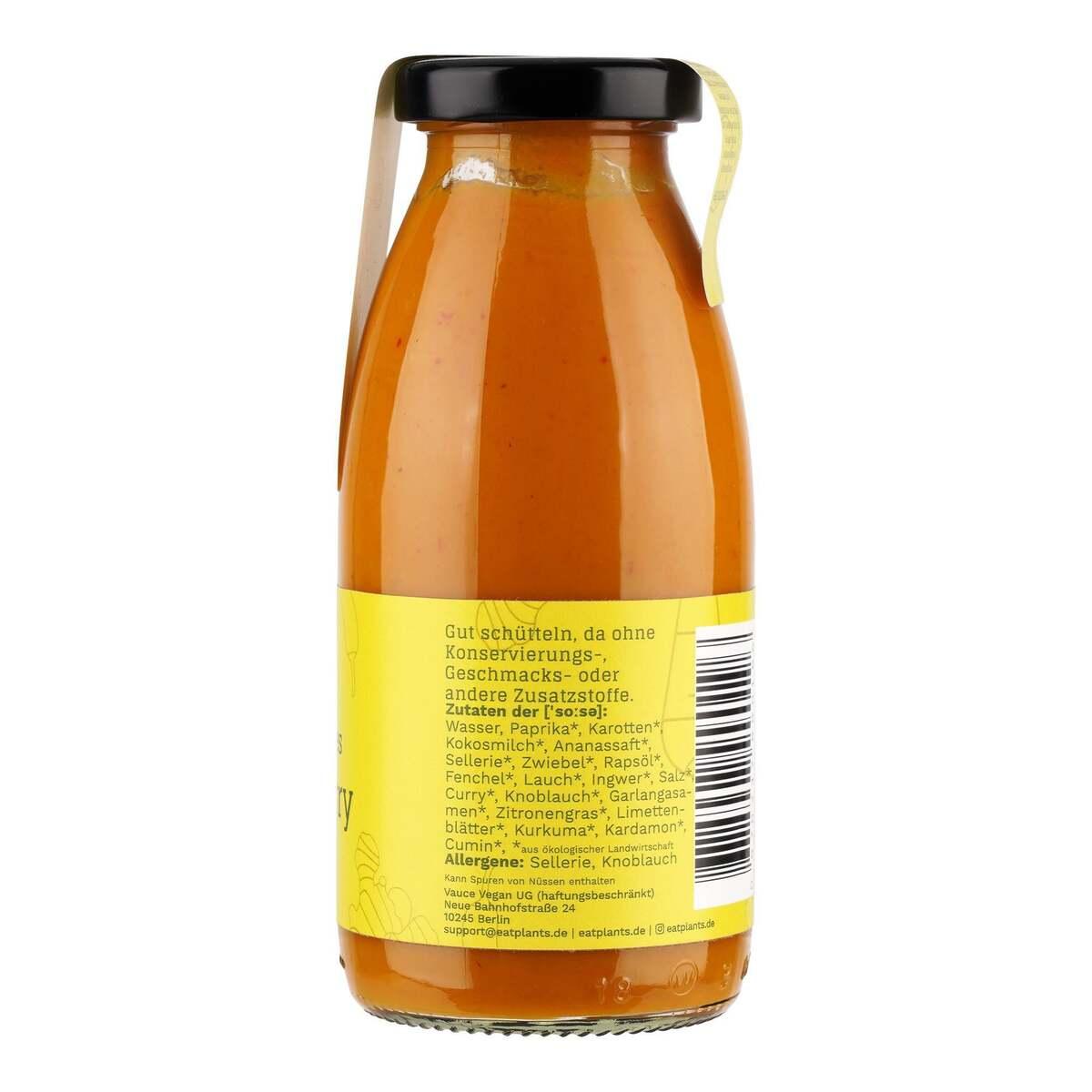Bild 2 von eatPLANTS Bio Pflanzliches Thai Curry