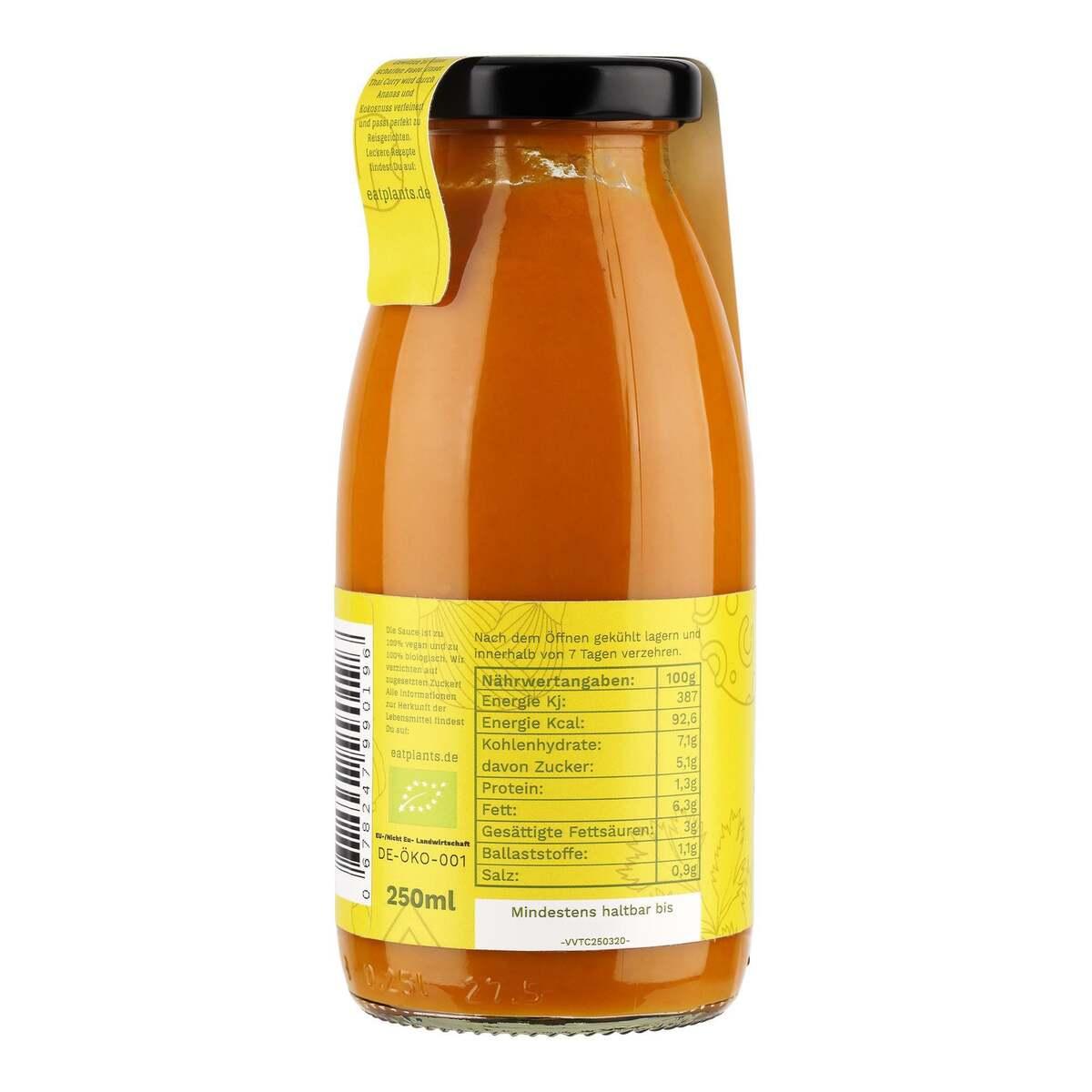 Bild 3 von eatPLANTS Bio Pflanzliches Thai Curry