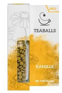 TEABALLS Nachfüllflasche Kamille