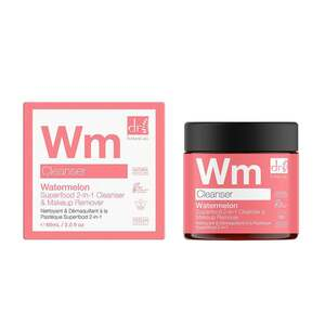Dr Botanicals Wm Cleanser Watermelon Superfood 2-in-1 Cleanser & Makeup Remover