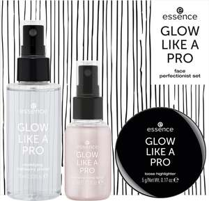essence GLOW LIKE A PRO face perfectionist set 03