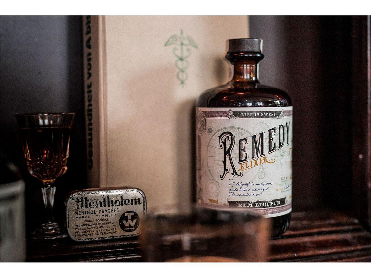 Bild 4 von Remedy Elixir 34% Vol