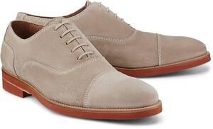 Lottusse, Oxford-Schnürschuh in beige, Business-Schuhe für Herren