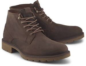 Timberland, Elmhurst Warm Lined Chukka in dunkelbraun, Boots für Herren