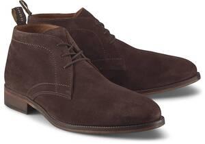 Belmondo, Desert-Boots in dunkelbraun, Boots für Herren