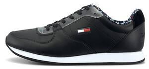 Tommy Jeans, Sneaker Casual in schwarz, Sneaker für Herren