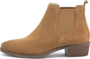 COX, Chelsea-Boots in hellbraun, Stiefeletten für Damen