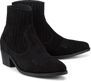 Pavement, Western-Boots Cruz in schwarz, Stiefeletten für Damen