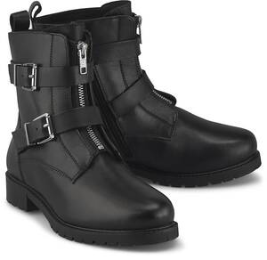 COX, Biker-Boots in schwarz, Boots für Damen