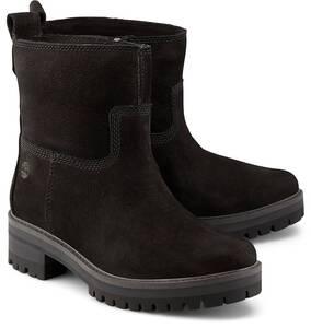 Timberland, Boots Courmayeur Valley in schwarz, Boots für Damen