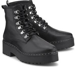 Apple of Eden, Trekking-Boots Beatrice in schwarz, Boots für Damen