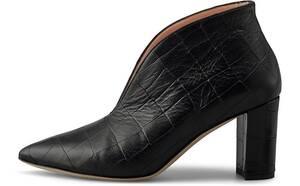 Marc Cain, Trend-Stiefelette in schwarz, Stiefeletten für Damen