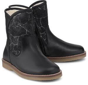 Bundgaard, Stiefelette Veronique - Tex in schwarz, Stiefel für Mädchen
