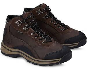 Timberland, Boots Pawtuckaway in dunkelbraun, Stiefel für Jungen