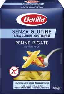 Barilla Nudeln Penne Rigate glutenfrei 400 g