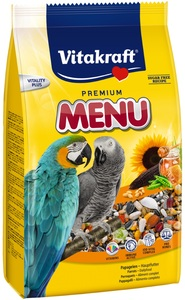 Vitakraft Premium Menü für Papageien 1 kg