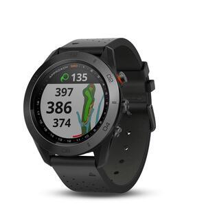 GPS-Uhr Approach S60 Premium schwarz