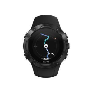 GPS-Multisportuhr Pulsuhr Suunto 5 All Black