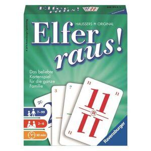 Elfer raus - Kartenspiel - Ravensburger