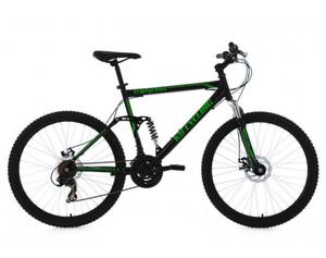 KS Cycling Mountainbike Fully 21 Gänge Triptychon 26 Zoll