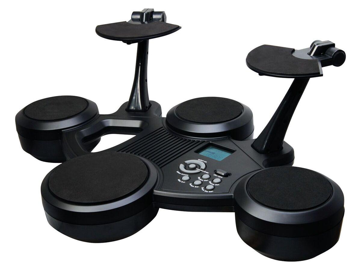 Bild 3 von Sheffield E-Drum-Set, mit 6 anschlagsdynamischen Pads