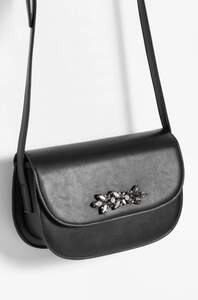 Tasche mit Schmucksteinchen